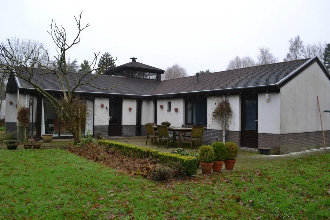 Spouwmuur isolatie | Vrijstaande bungalow