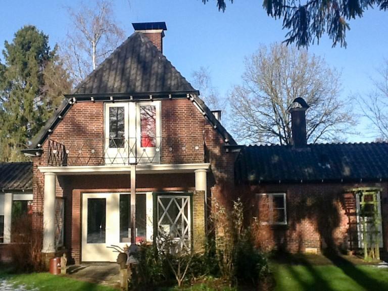 Spouwmuur isolatie | Klassiek huis